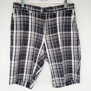 Polo Ralph Lauren Mens 32 Plaid Golf Tennis Shorts